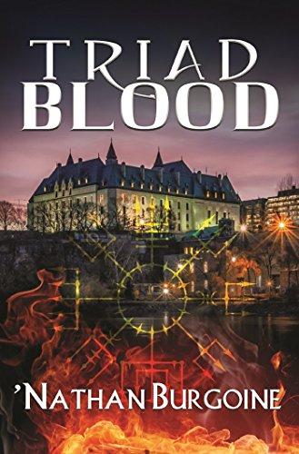 Triad Blood by 'Nathan Burgoine