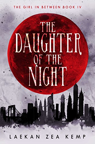 The Daughter of the Night by Laekan Zea Kemp | reading, books