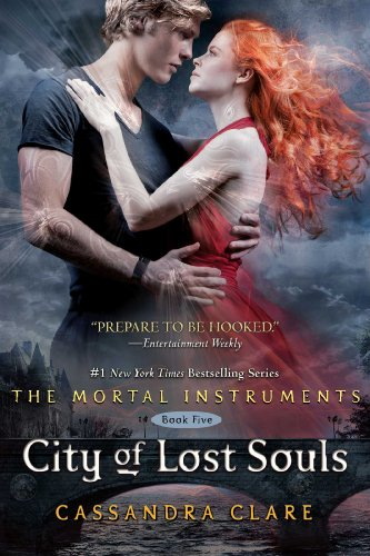 City of Lost Souls by Cassandra Clare | books, reading, book covers