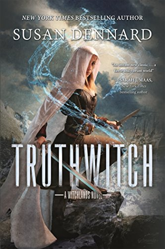 Truthwitch by Susan Dennard | reading, books