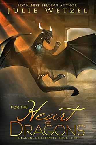For the Heart of Dragons by Julie Wetzel   books, reading, book covers, cover love, dragons