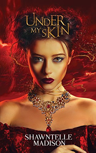 Under My Skin by Shawntelle Madison   books, reading, book covers, cover love