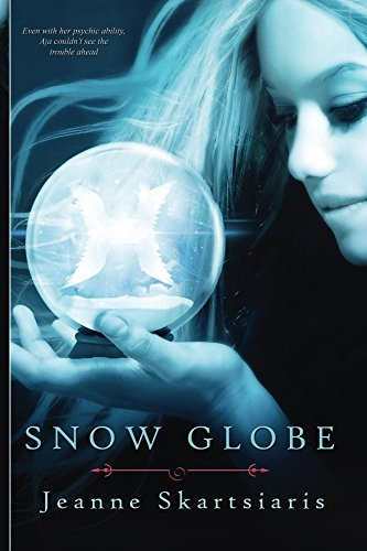 Snow Globe by Jeanne Skartsiaris | books, reading, book covers, cover love, snow globes