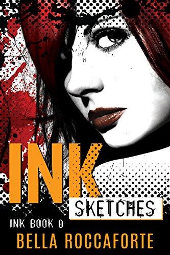 Sketches by Bella Roccaforte | books, reading, book covers, cover love
