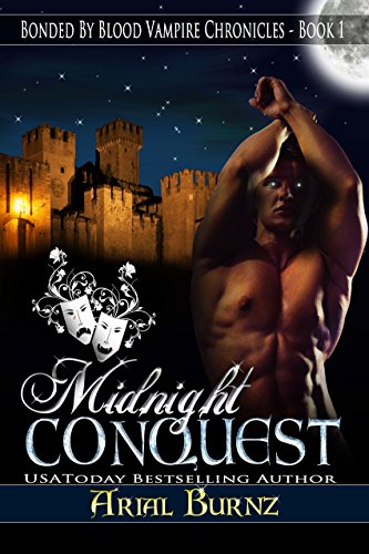 Midnight Conquest by Arial Burnz | reading, books