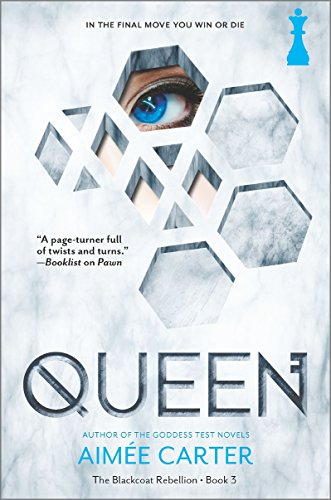 Queen by Aimee Carter   books, reading, book covers, cover love, eyes