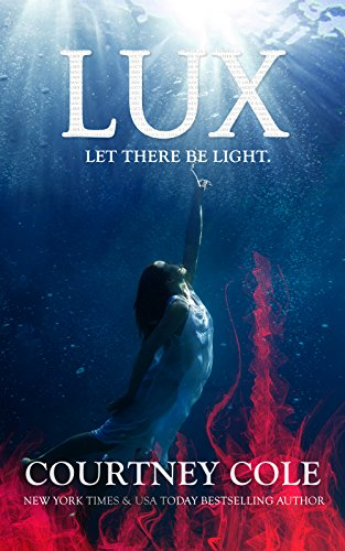 Lux by Courtney Cole | books, reading, book covers