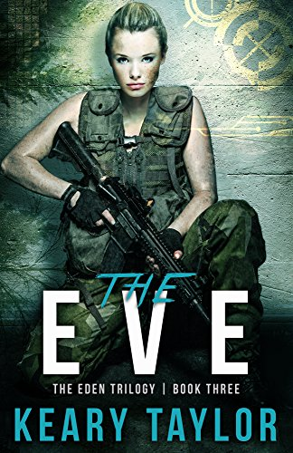 The Eve by Keary Taylor | books, reading, book covers, cover love