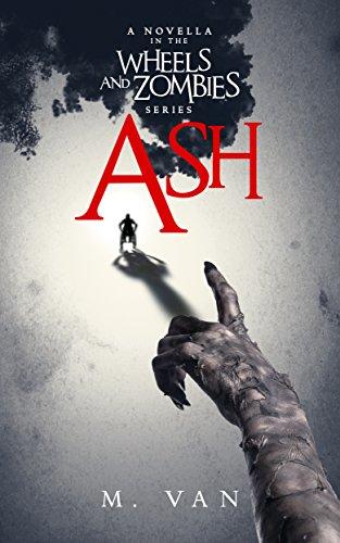 Book Cover - Ash by M. Van