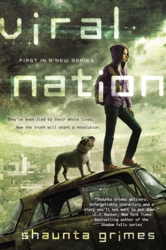 Book Cover - Viral Nation by Shaunta Grimes