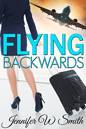 Flying Backwards by Jennifer W. Smith | books, reading, book covers