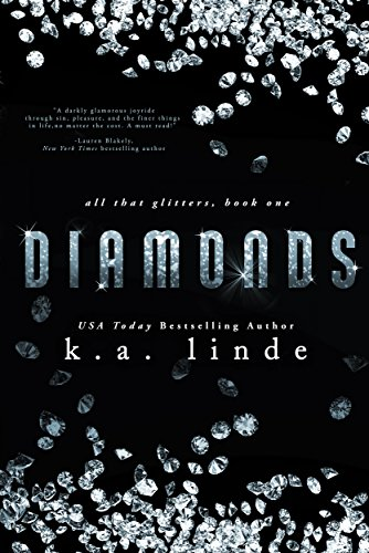 Diamonds by K.A. Linde   books, reading, book covers, cover love