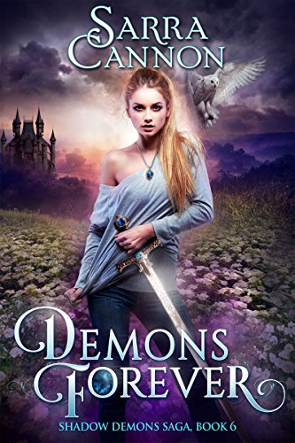 Demons Forever by Sarra Cannon   reading, books, book covers, cover love, haunted houses