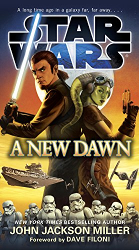 Star Wars: A New Dawn by John Jackson Miller | books, reading, book covers