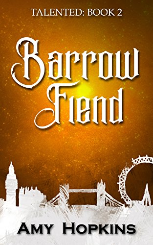 Barrow Fiend by Amy Hopkins | books, reading, book covers, cover love, ferris wheels