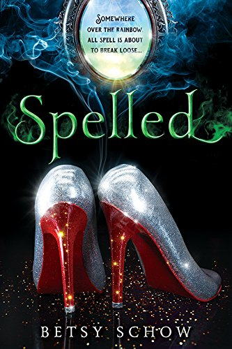 Spelled by Betsy Schow   books, reading, book covers, cover love