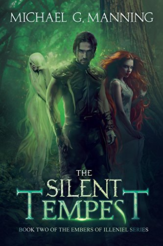 The Silent Tempest by Michael G. Manning | reading, books, book covers, cover love, hair