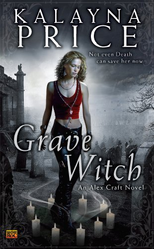 Grave Witch by Kalayna Price | books, reading, book covers