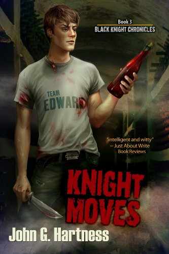 Knight Moves by John G. Hartness   reading, books