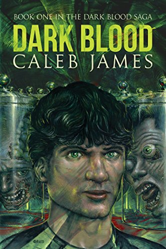 Dark Blood by Caleb James | reading, books