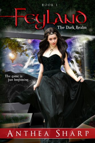 The Dark Realm by Anthea Sharp | books, reading, book covers