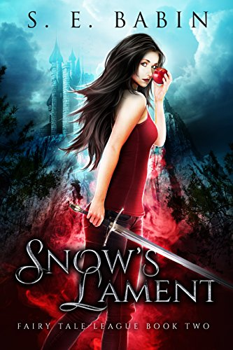 Snow's Lament by S.E. Babin   reading, books, book covers, cover love, apples