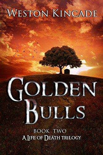 Golden Bulls by Weston Kincade