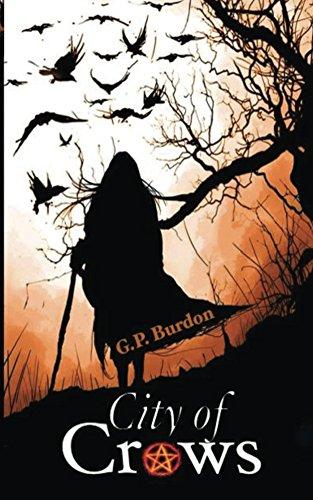 City of Crows by G.P. Burdon
