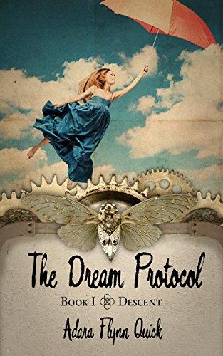 Book Cover - The Dream Protocol by Adara Quick
