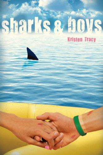 Sharks & Boys by Kristen Tracy | books, reading, book covers