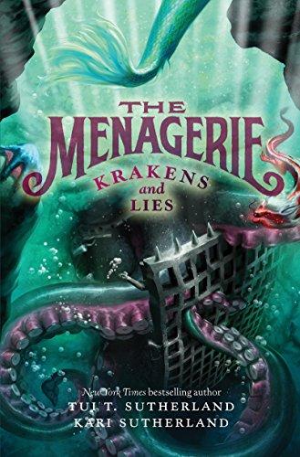 Krakens and Lies by Tui T. Sutherland & Kari H. Sutherland | reading, books