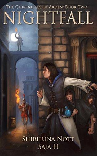 Nightfall by Shiriluna Nott | reading, books