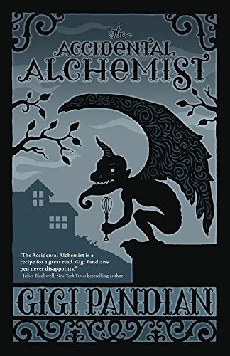 Accidental Alchemist by Gigi Pandian | books, reading, book covers