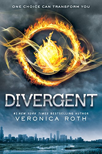 Divergent by Veronica Roth | books, reading, book covers