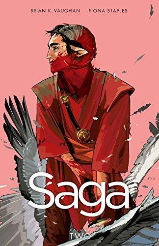 Saga Vol. 2 by Brian K. Vaughan & Fiona Staples
