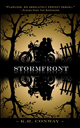 Stormfront by K.R. Conway | books, reading, book covers