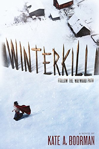 Book Cover - Winterkill by Kate A. Boorman