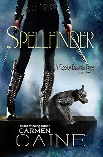 Spellfinder by Carmen Caine | books, reading, book covers