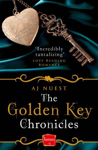 The Golden Key Chronicles by AJ Nuest   books, reading, book covers