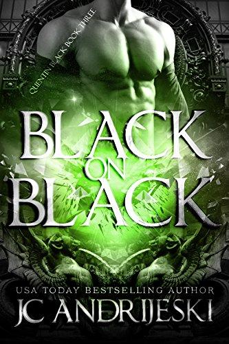 Black on Black by J.C. Andrijeski | books, reading, book covers
