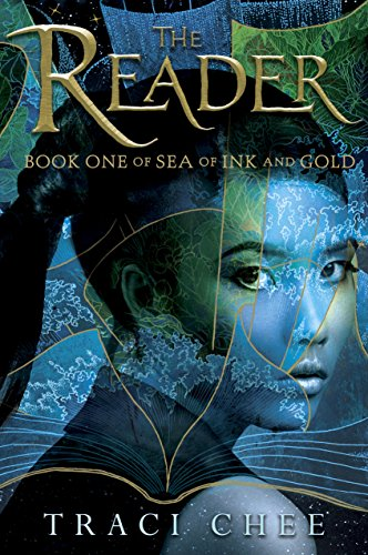 Book Cover - The Reader by Traci Chee