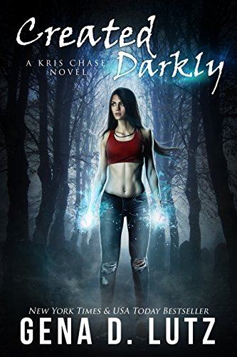 Created Darkly by Gena D. Lutz | books, reading, book covers