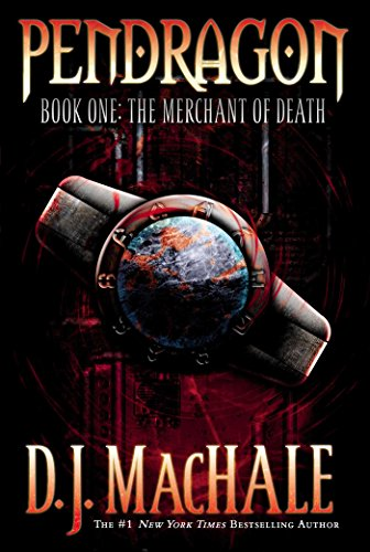 The Merchant of Death by D.J. MacHale | books, reading, book covers