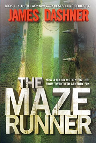 The Maze Runner by James Dashner | books, reading, book covers