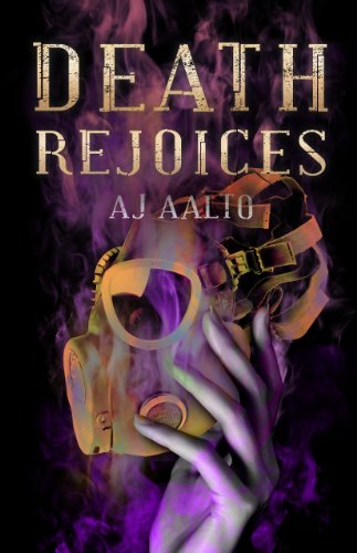 Death Rejoices by A.J. Aalto | books, reading, book covers, cover love, hands