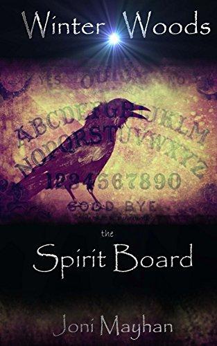 Spirit Board by Joni Mayhan | books, reading, book covers
