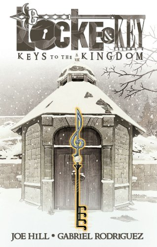 Keys to the Kingdom by Joe Hill   books, reading, book covers