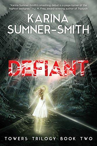 Defiant by Karina Sumner-Smith | reading, books