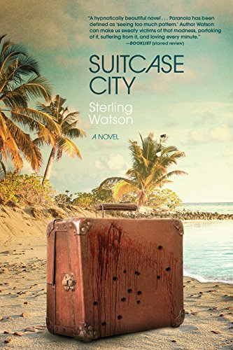 Suitcase City by Sterling Watson | books, reading, book covers