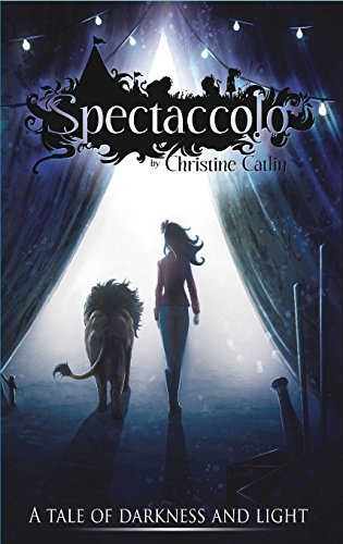 Spectaccolo by Christine Catlin | books, reading, book covers